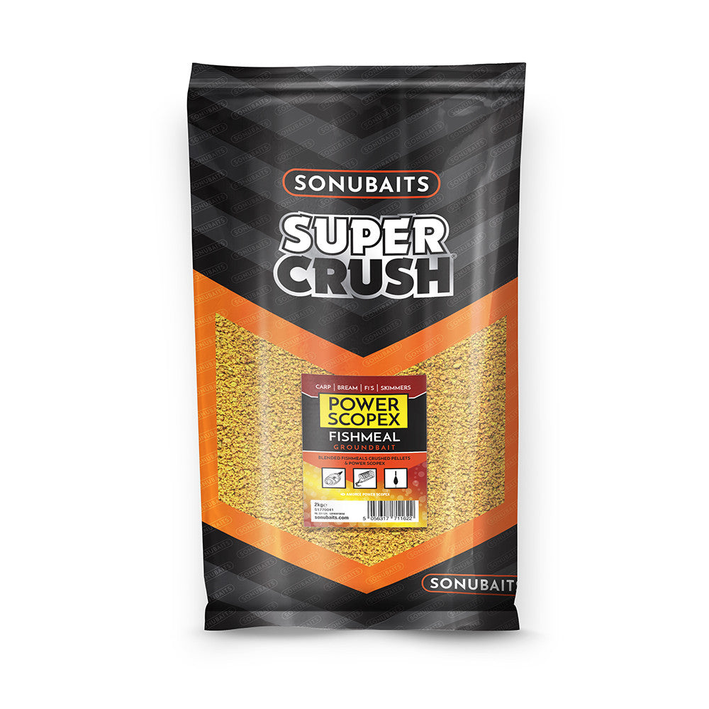 Sonubaits Power Scopex Groundbait 2kg