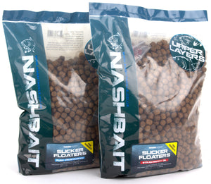 Nash Slicker Floaters, Pellets, Nash, Bankside Tackle