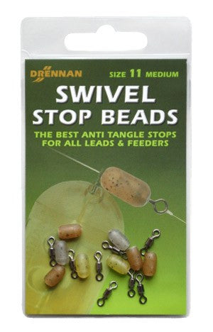 Drennan Swivel Stop Beads, Coarse Accessories, Drennan, Bankside Tackle
