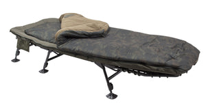 Nash Indulgence SS3 Wide 4 Season, Bedchairs, Nash, Bankside Tackle