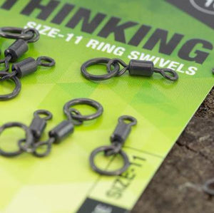 Thinking Anglers PTFE Size 11 Ring Swivel