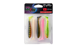 Fox Rage Ultra UV Spikey Mixed Colour Packs