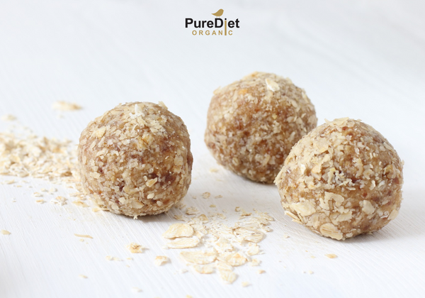 No-Bake protein ball recipe