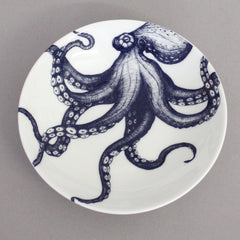 Maritime Cereal Bowl - Octopus
