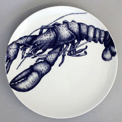 Maritime Plate - Lobster