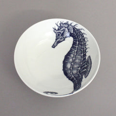 Maritime Cereal Bowl - Seahorse