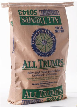 General Mills All Trumps Flour Unbleached, Unbromated