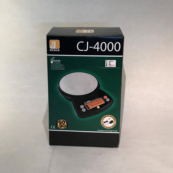Jennings CJ4000 Kitchen Scale 4000g x0.5g