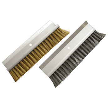 Professional Aluminum Head, High Heat, Oven Brushes