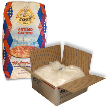 Antimo Caputo 00 Americana Pizza Flour - for conventional oven pizza