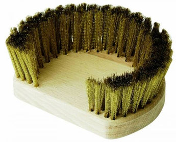 Replacement Brush Head for GI.METAL  Round Brass Bristle Brush