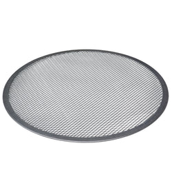 Aluminum Pizza Screen - better ventilation eliminates uneven cooking