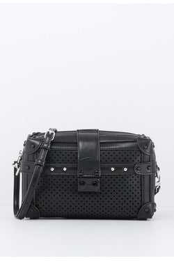 Detailed Crossbody - Black