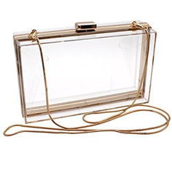 Clear Acrylic Bag
