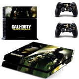Call of Duty Infinite Warfare Skin Sticker for Sony PlayStation 4 and 2 controller skins PS4 Stickers Decal Vinyl