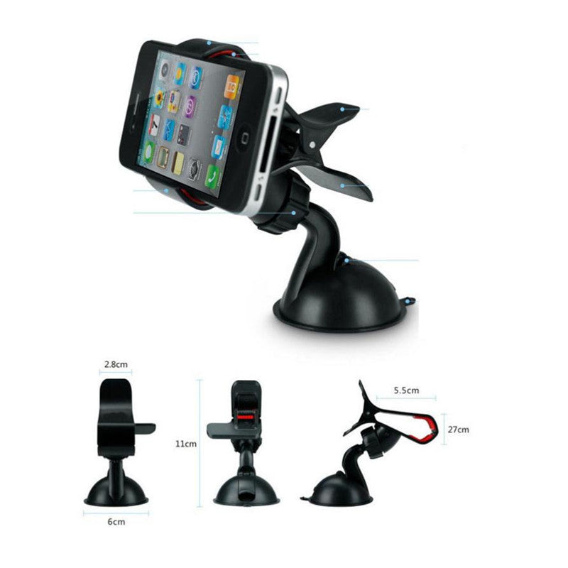 Universal Car Windshield Mount Stand