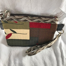 Multi Textured Home Dec  - Postcard Bag