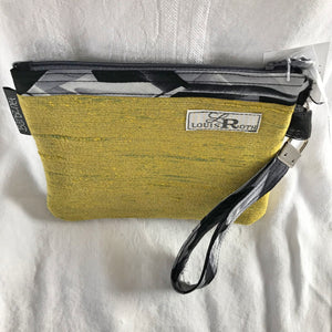 "Lime Green ""Friends"" - Postcard Bag"