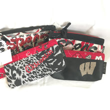 Black and White Wisconsin Glasses Case - Spec Alert - Barbz.net