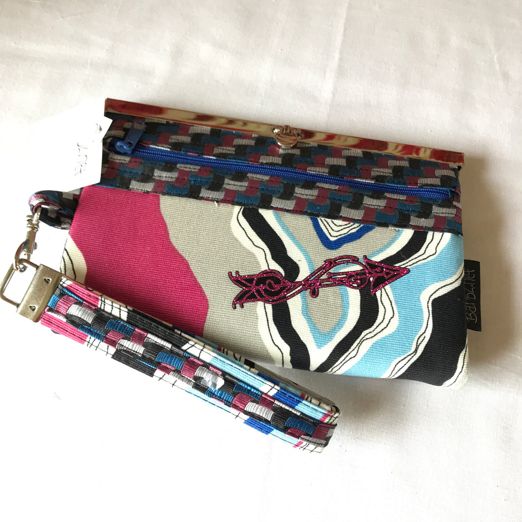 Ladies wallet clutch - Barbz.net