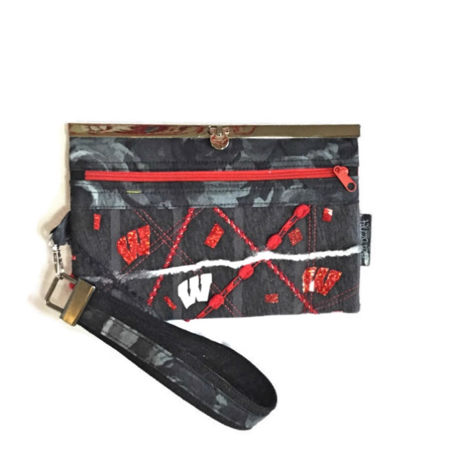 SOLD WI  Woman Wallet Wristlet - Wallet Deluxe