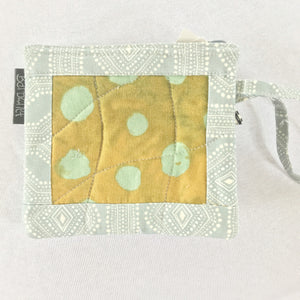 Polka Dot small Zipper Pouch, Barbz.net