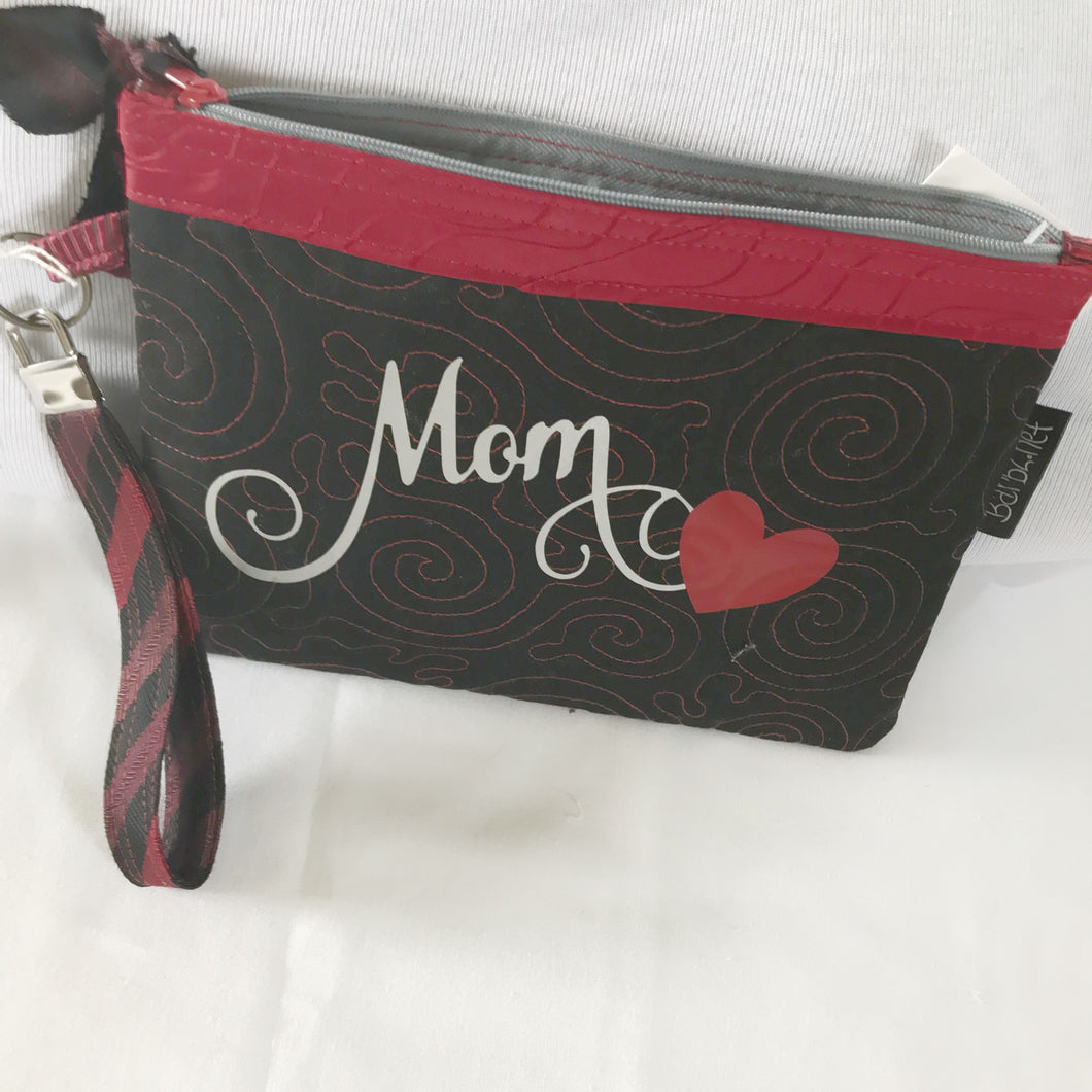 Mom Case, Small Purse - Postcard Bag - Barbz.net