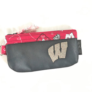 Motion W Wisconsin Glasses Case - Spec Alert - Barbz.net