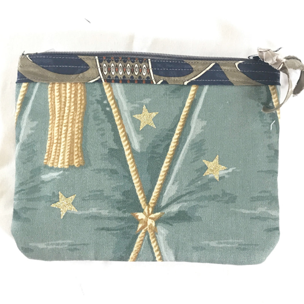 Small Zipper Pouch - Jewelry Carrying Case - Barbz.net