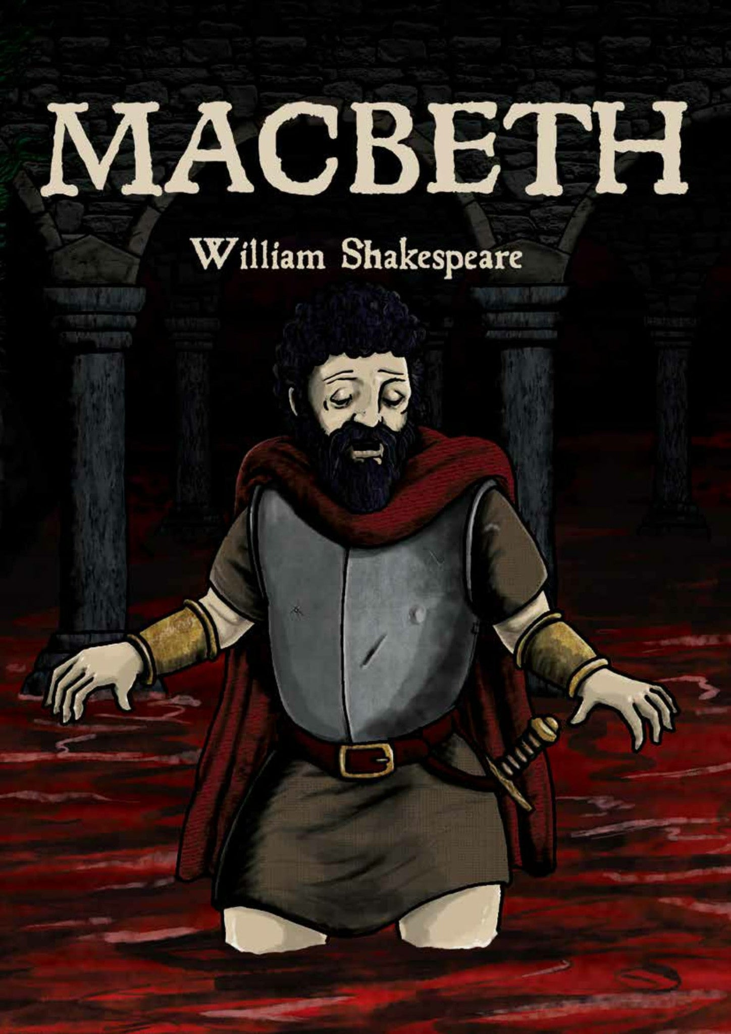 the differences of macbeth and lady macbeth in the novel Love and murder: does any novel not revolve around either or both of these   but when he tells his wife, lady macbeth, what he he's heard,.