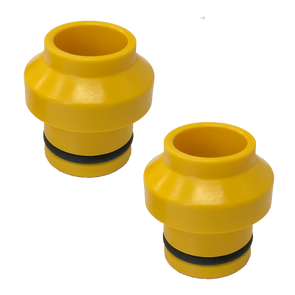 HUSKE 15x110mm Thru-Axle Plugs (Boost)