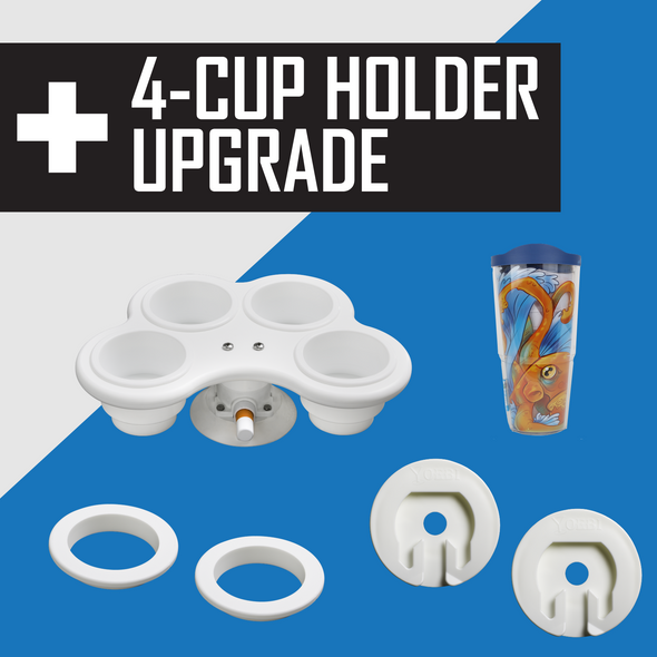 4-Cup Holder - Upgrade Kit