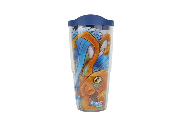 """Javier the Destroyer"" Tervis Tumbler - 24 oz."