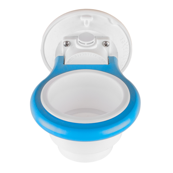 Blue Collection 1-Cup Holder - Vertical Mount