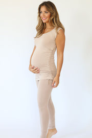 Maternity Pixie Set- short sleeve