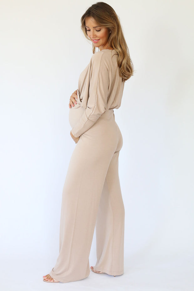 Maternity Kensington Jumpsuit