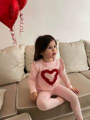Be mine Set- Pink & Red