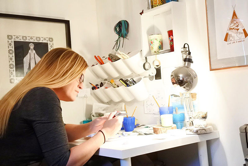 Maker's Story: Beth Fairchild of Betsy Rose