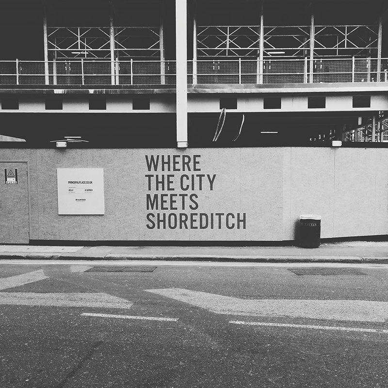 Pocket Guide: Shoreditch, London