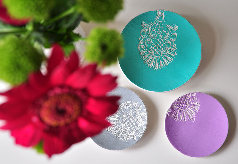 Betsy Rose Trinket Dishes