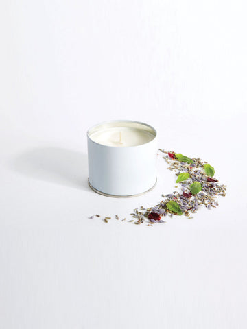 Lavender Basil Travel Candle