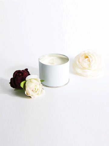 Peony Peppermint Travel Candle