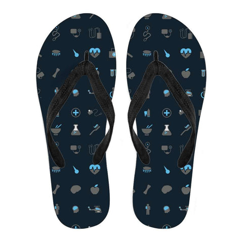 Custom Nursing Flip Flops