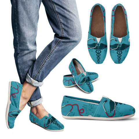 Custom Casual Nursing Shoes