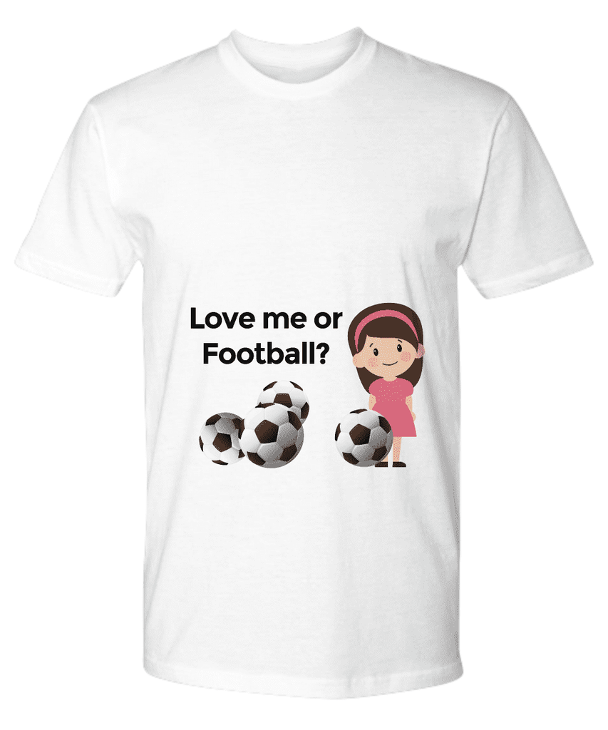 Love Me Or Football