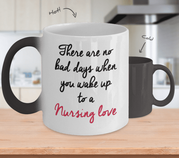 Nursing Love Mug