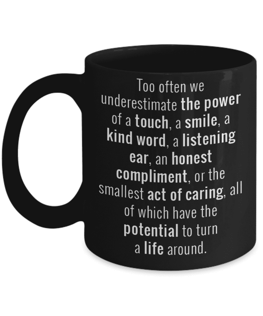 **26% Discount** Underestimate The Power Mug