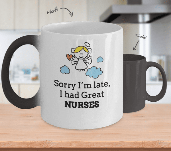 I Had Great Nurse Mug