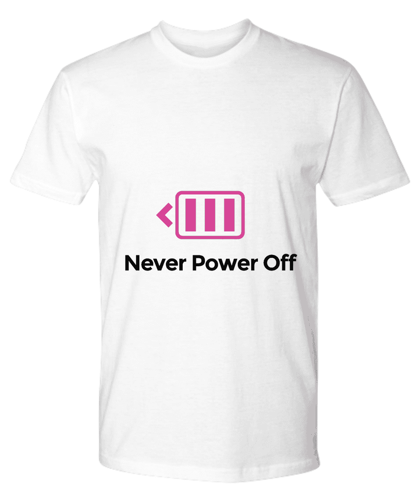 Never Power Off