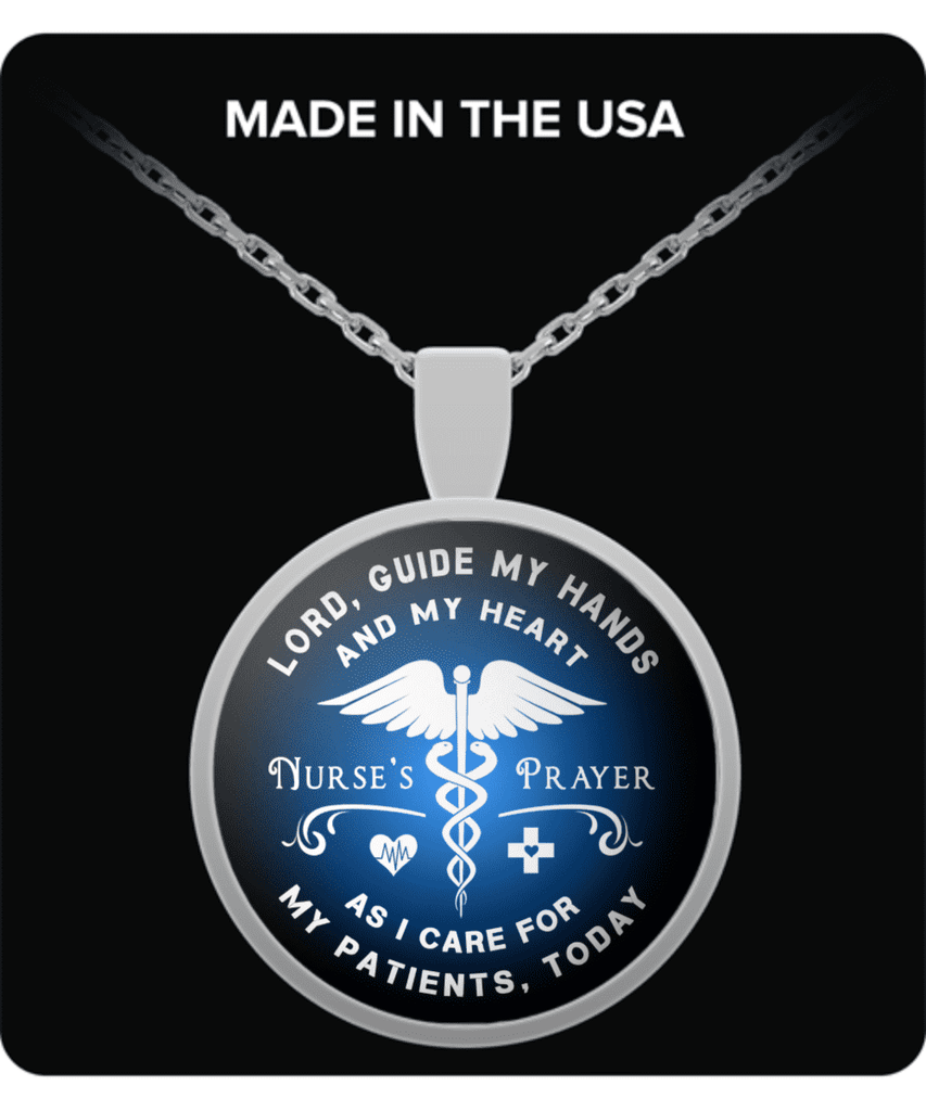 **23% Discount** NURSE'S PRAYER Necklace